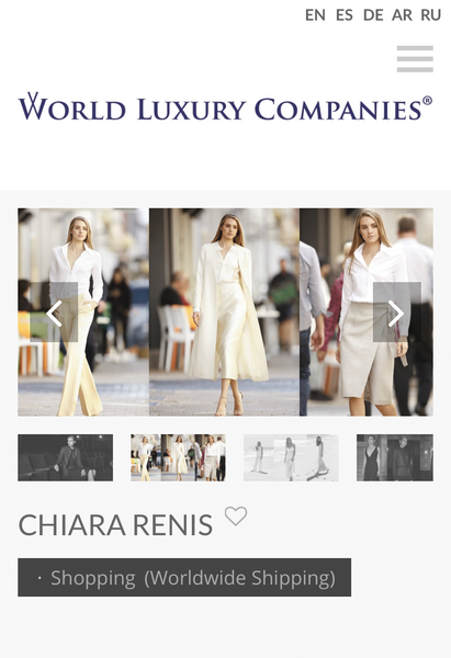 WORLD LUXURY COMPANIES