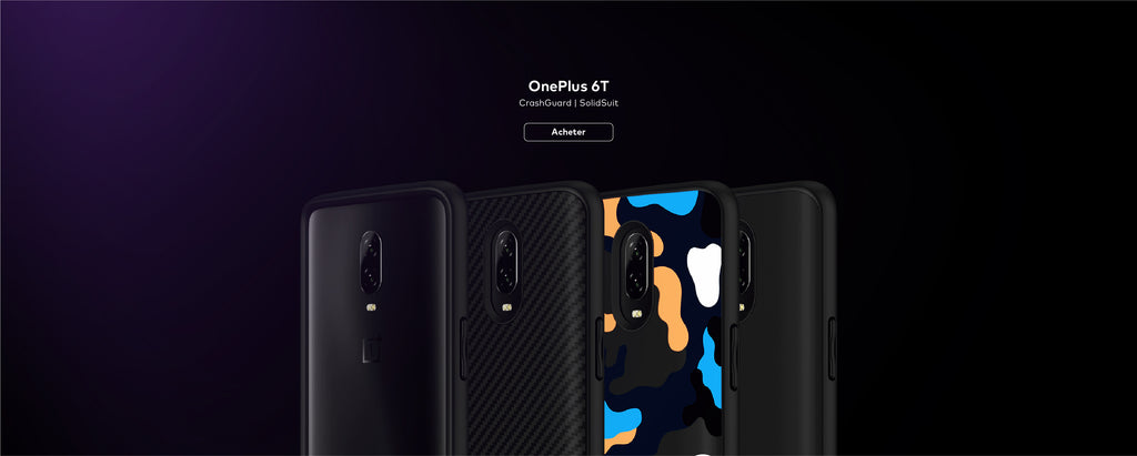 check out c18af 9ce47 OnePlus 6T : Produits disponibles ! – RhinoShield France