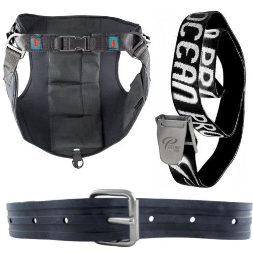 WEIGHT BELTS / VESTS