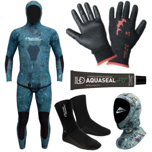 WETSUITS / ACCESSORIES