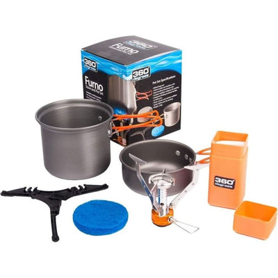 360 Degrees Furno Stove & Pot Set Cooking / Kitchenware