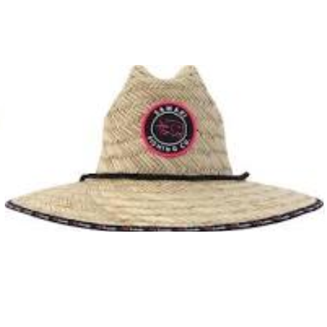 Samaki Girls Straw Hat