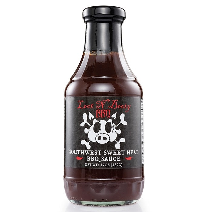 Loot N' Booty Sauce Bottle 17oz
