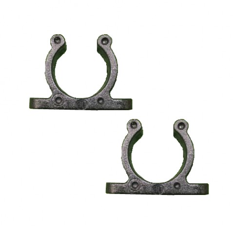 25mm Pole Storage Clips 2pk