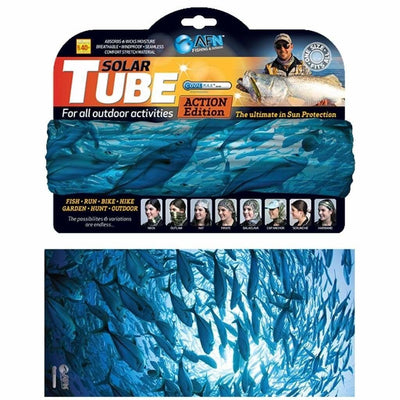 Afn Solar Tube Bait Ball (Blue) Afn