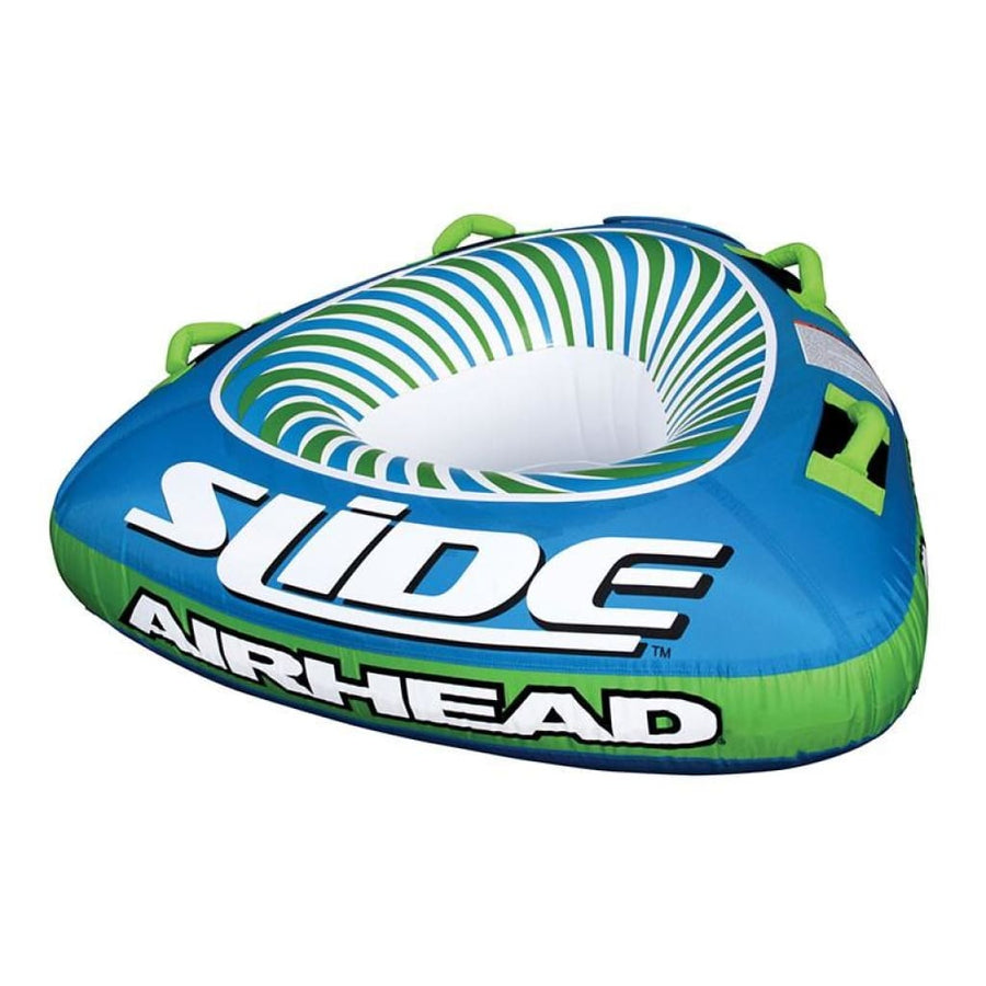 Ski Wake Tube Outdoor Adventure South West Rocks Boat Tow Harness Airhead Towable Slide
