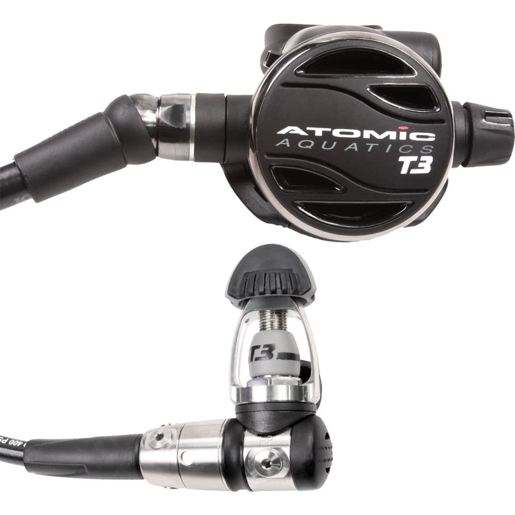 Atomic T3 Regulator 1st & 2nd Stage Yoke ATOMIC AQUATICS