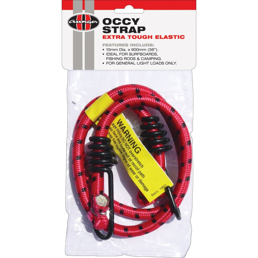 Aunger Occy Strap 600Mm / 1Pk Camping Accessories