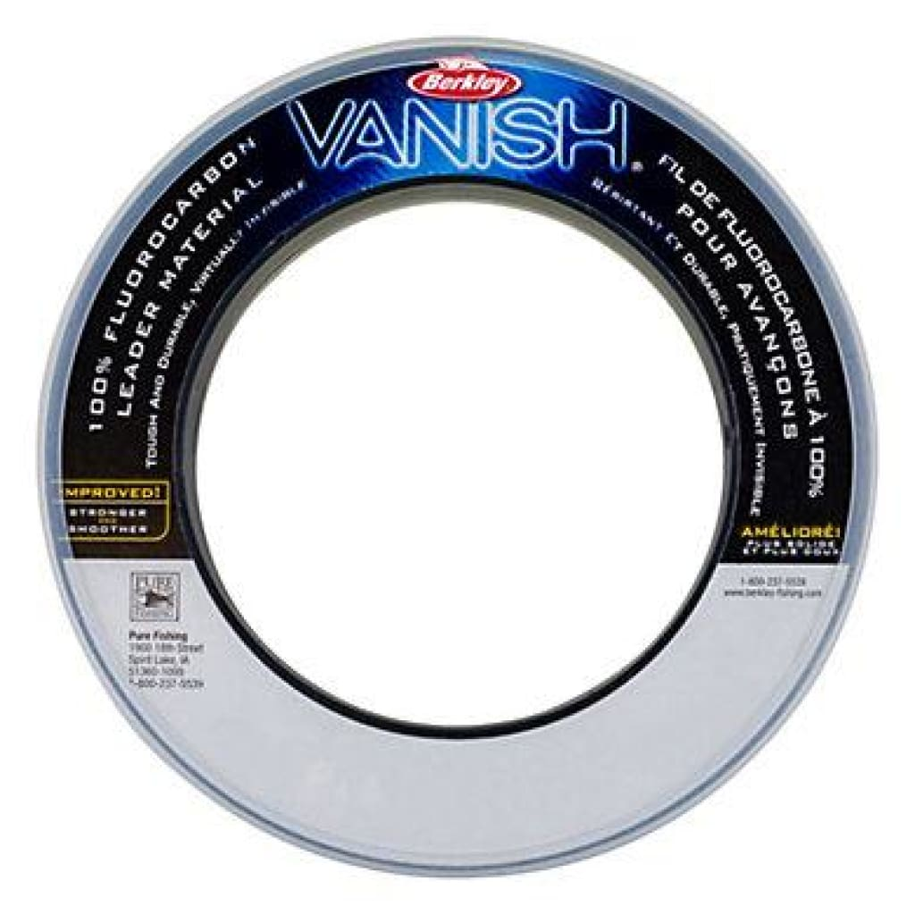 Berkley Vanish FC Leader Coil Berkley