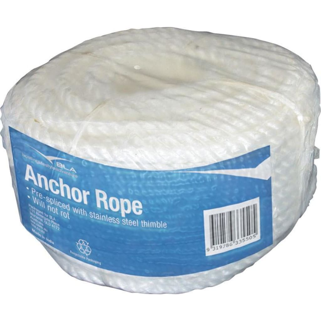 Bla Silver Anchor Rope Rolls Ropes / Rigging