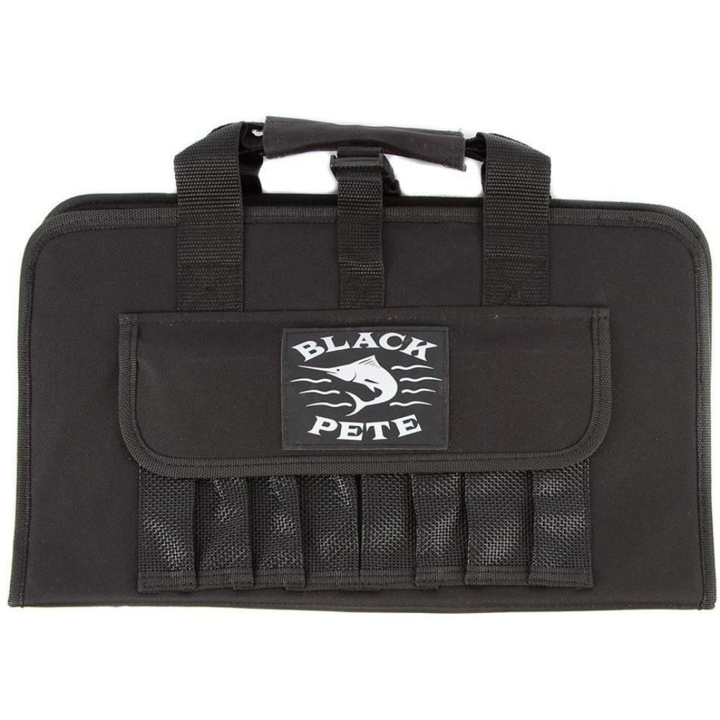 Black Pete Jig Storage Bag Tackle Storage