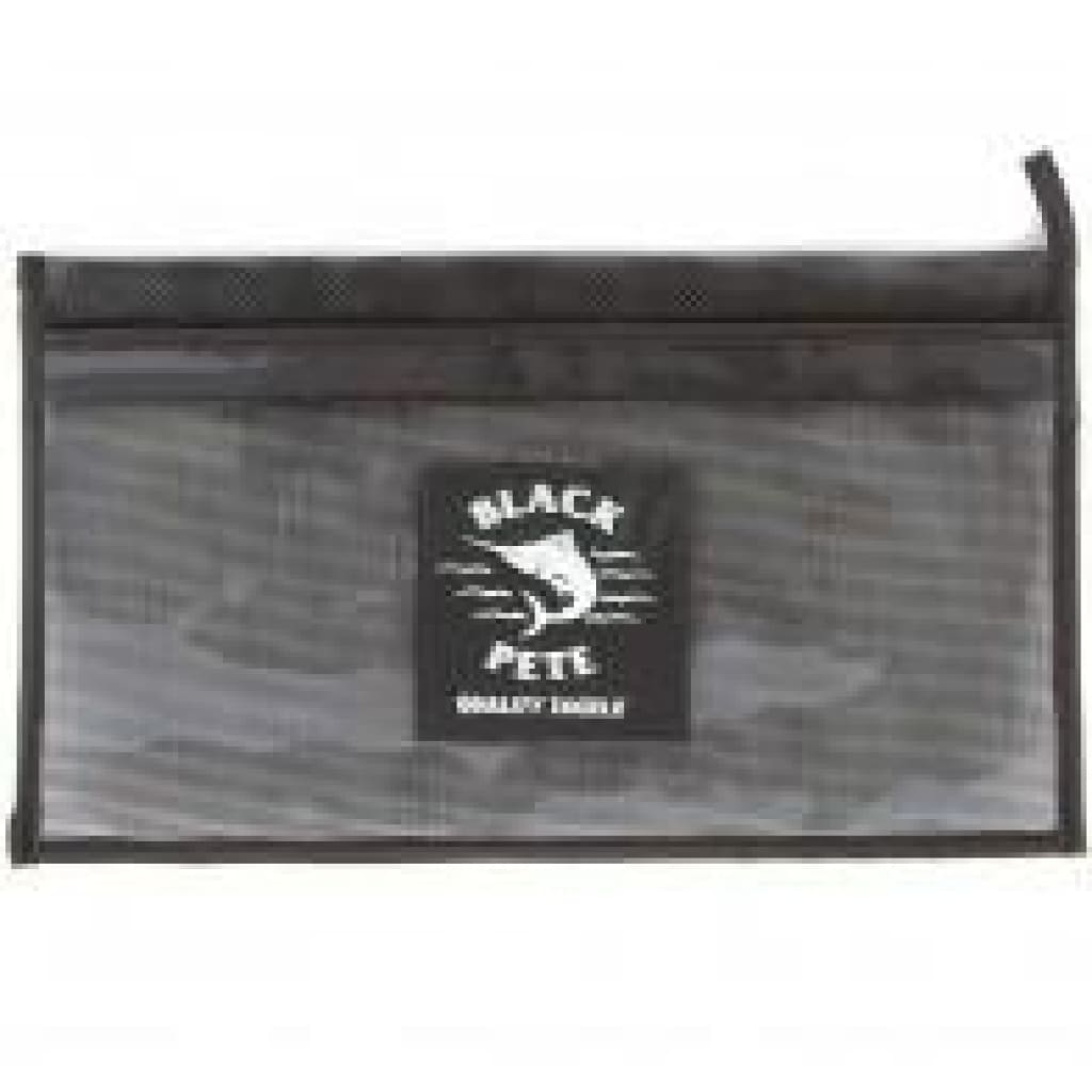 Black Pete Single Lure Pouch Tackle Storage