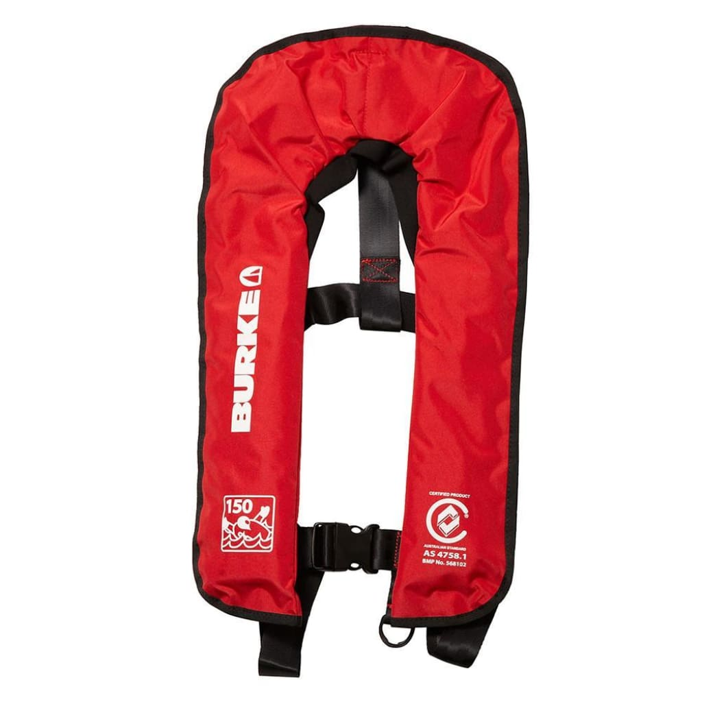 Burke Pfd1 Inflatable Safety Equipment