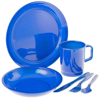Camp Dinner Set 6Pc Cooking / Kitchenware