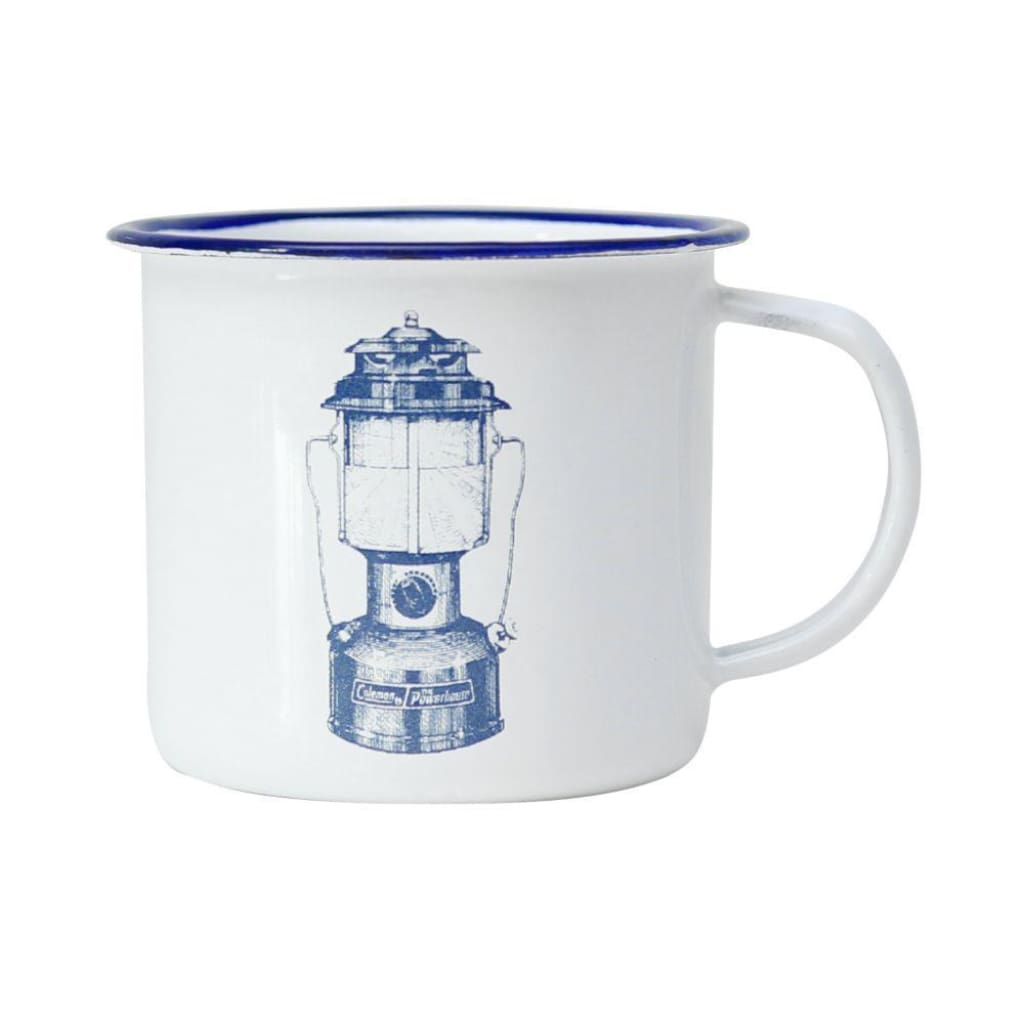 Coleman 350Ml Enamel Mug Cooking / Kitchenware