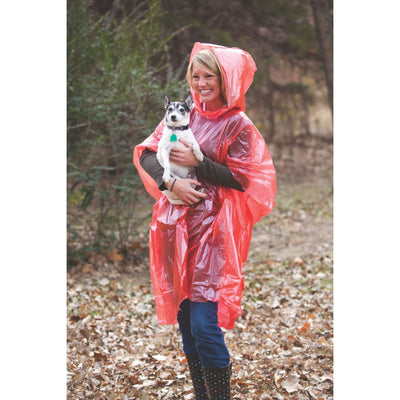 Coleman Hooded Poncho Insect / Sun / Rain Protection