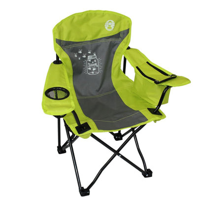 Coleman Kids Firefly Chair Green Coleman