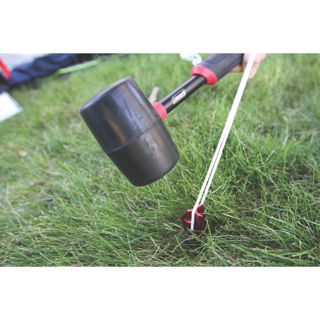 Coleman Rubber Mallet with Tent Peg Remover