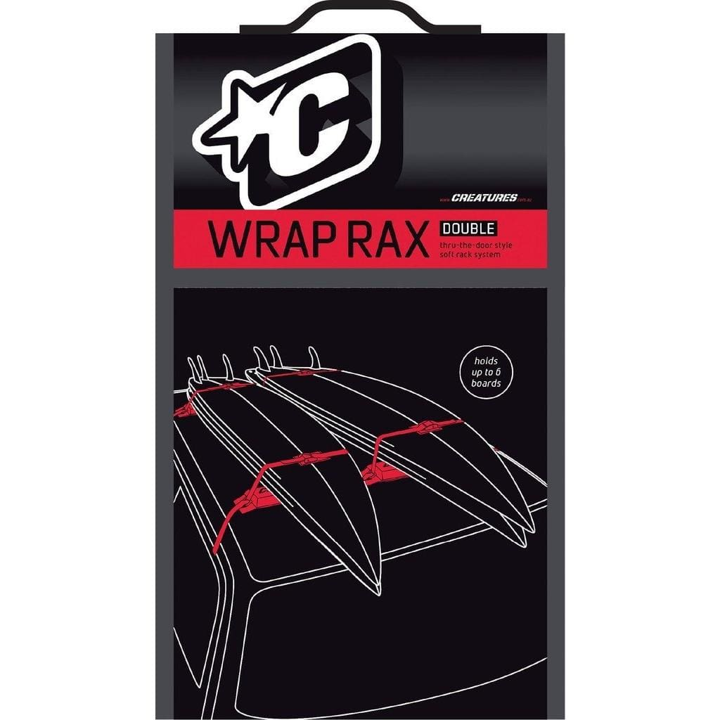 Creatures Wrap Rax Double Surfing Accessories
