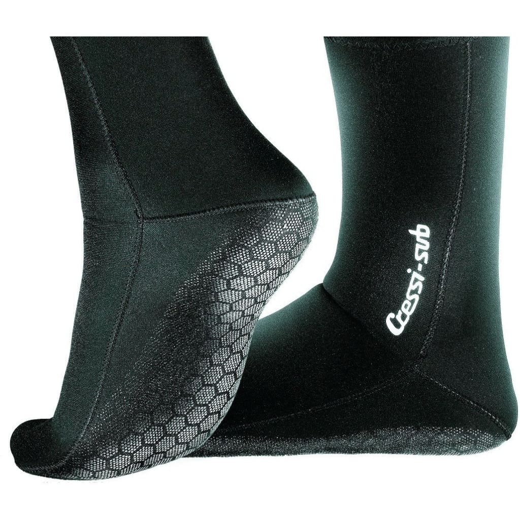 Cressi 3Mm Soft Socks Wetsuits / Accessories