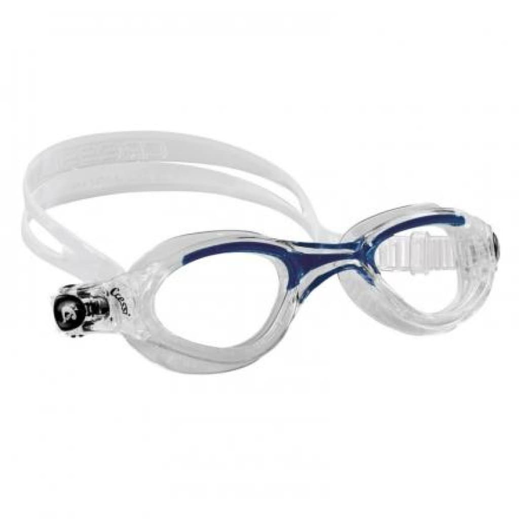 Cressi Flash Swim Goggles Clear / Blue Swim / Beach Accessories