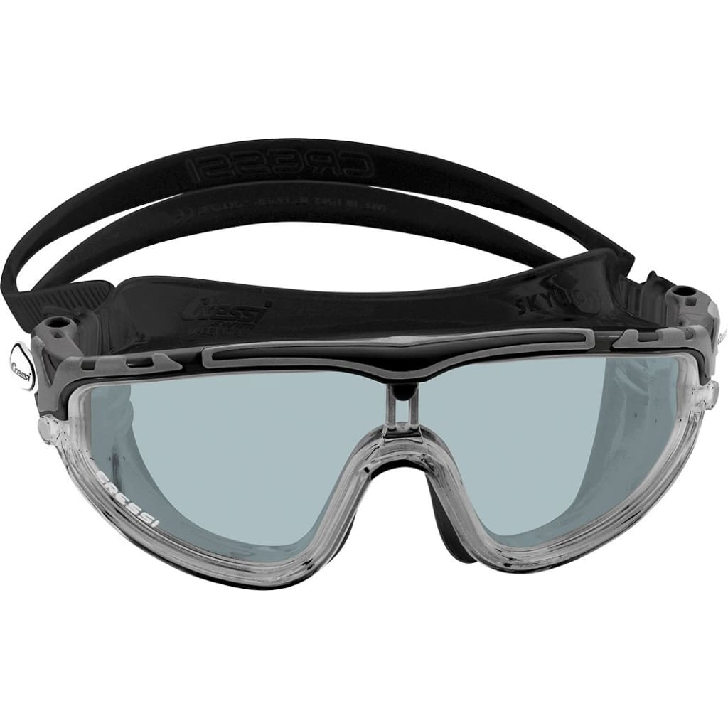 Cressi Skylight Goggles Grey / Black Cressi