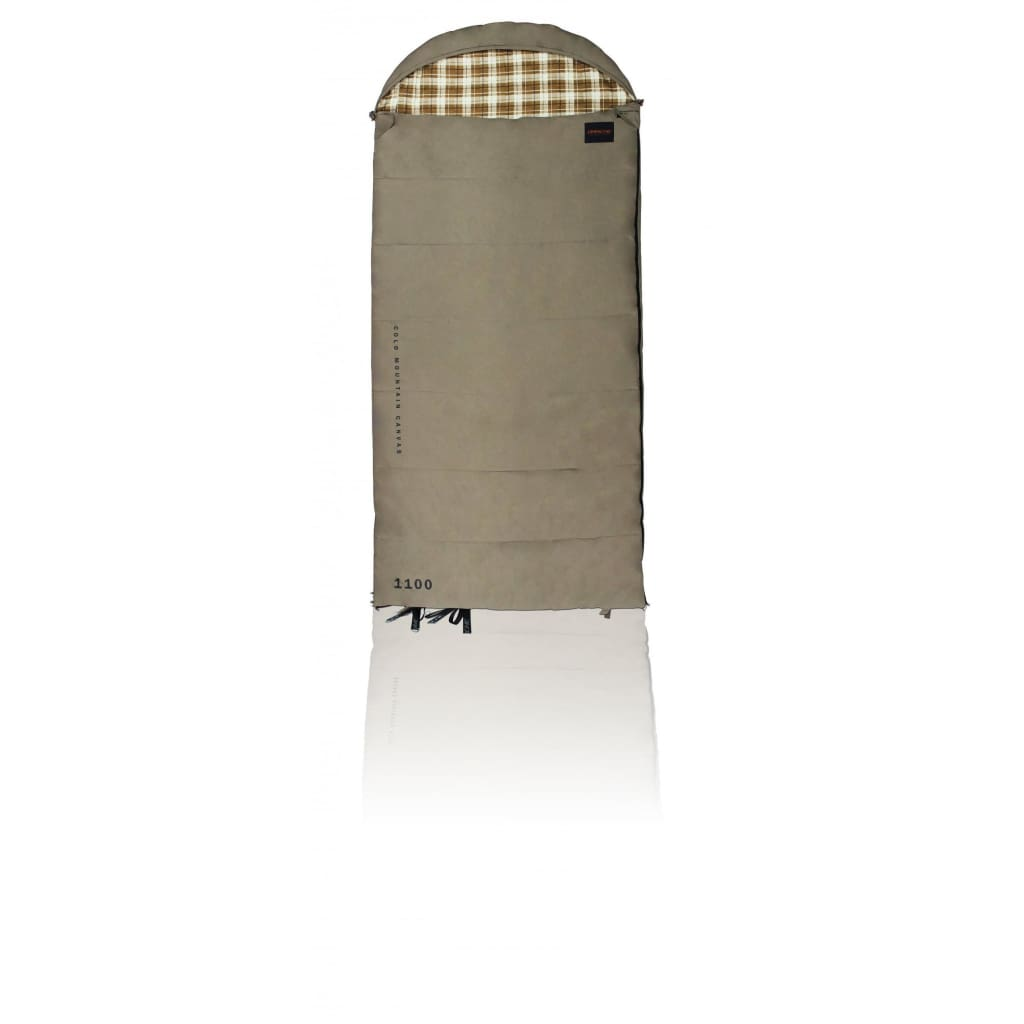 Darche Cold Mountain Canvas Sleeping Bag Beds / Bedding