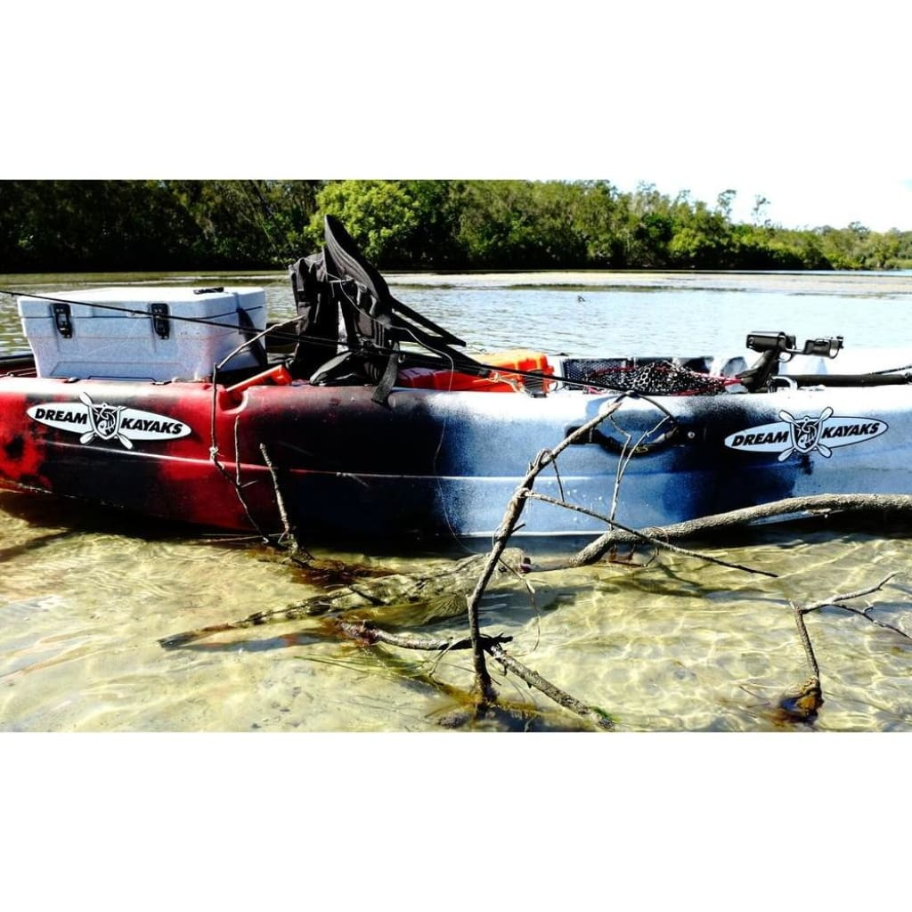 Dream Catcher 4 Kayak Package OCEAN CAMO DREAM