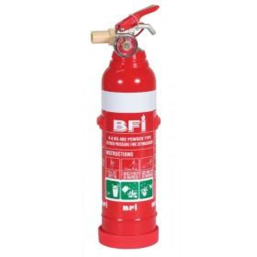 Fire Extinguisher Powder 0.6kg