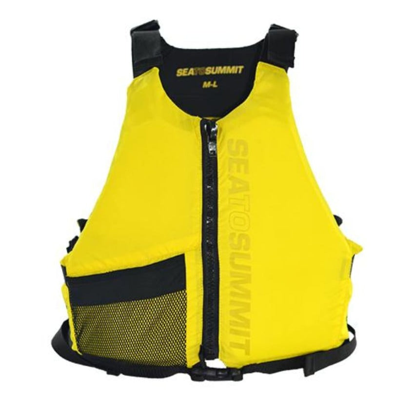 Freetime Paddle Pfd Yellow Safety Equipment
