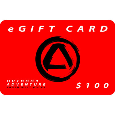 Gift Card $100.00 Unclassified