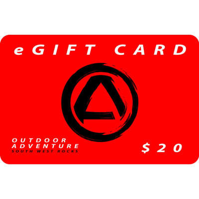 Gift Card $20.00 Unclassified
