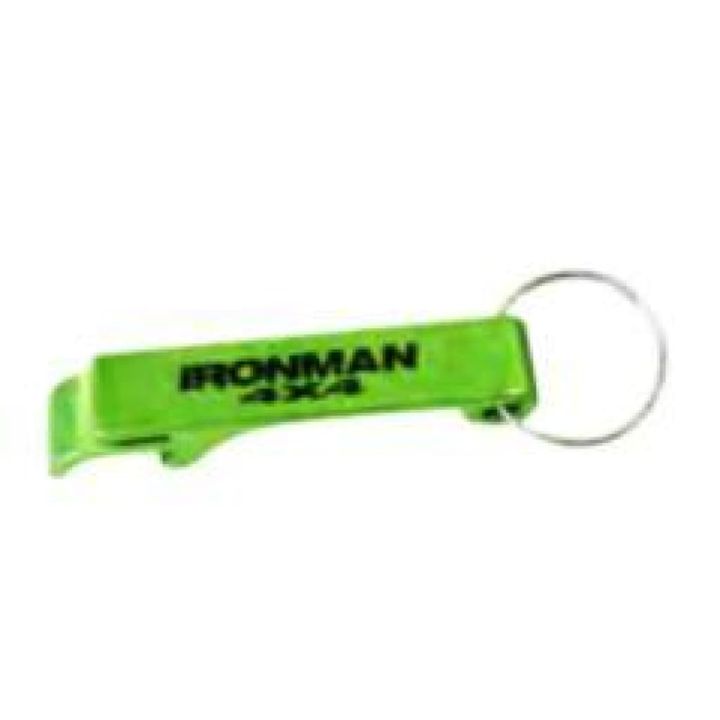 Ironman 4X4 Bottle Opener Key Ring Camping Accessories