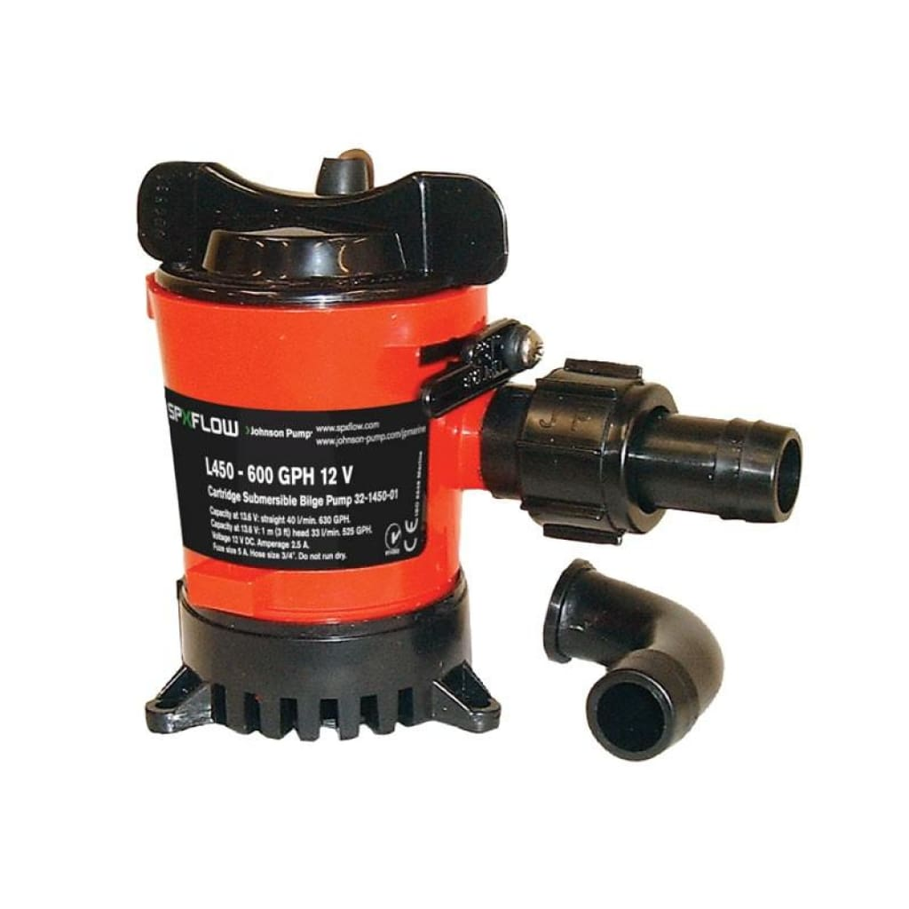 Johnson Bilge Pump L450Gph Pumps / Plumbing