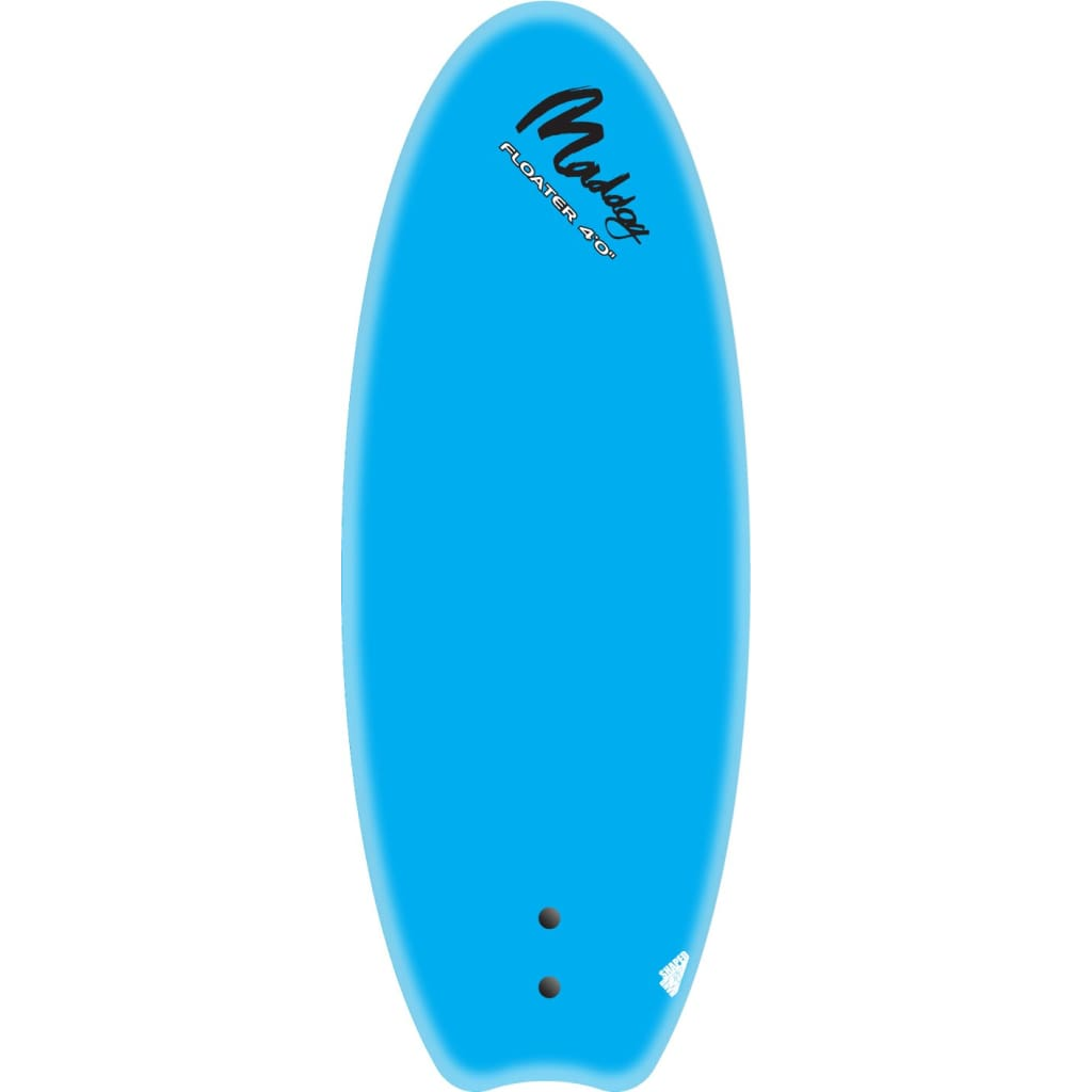 Maddog Blue Floater Surfboard Boards