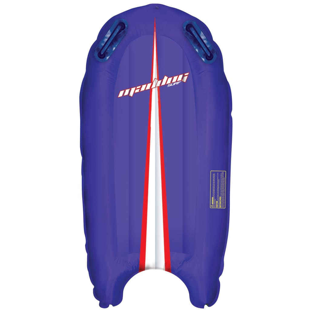 Maddog Inflatable Surf Mat
