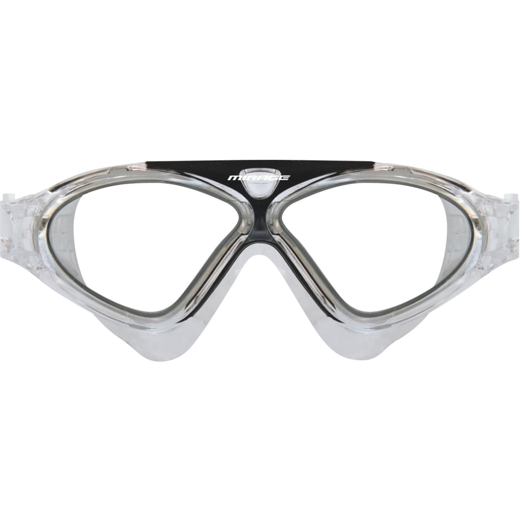 Mirage Lethal Swimming Goggles Adult Black MIRAGE