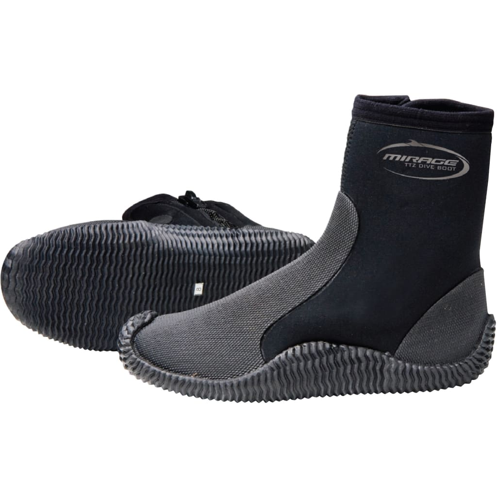 Mirage Ttz Dive Boot Wetsuits / Accessories
