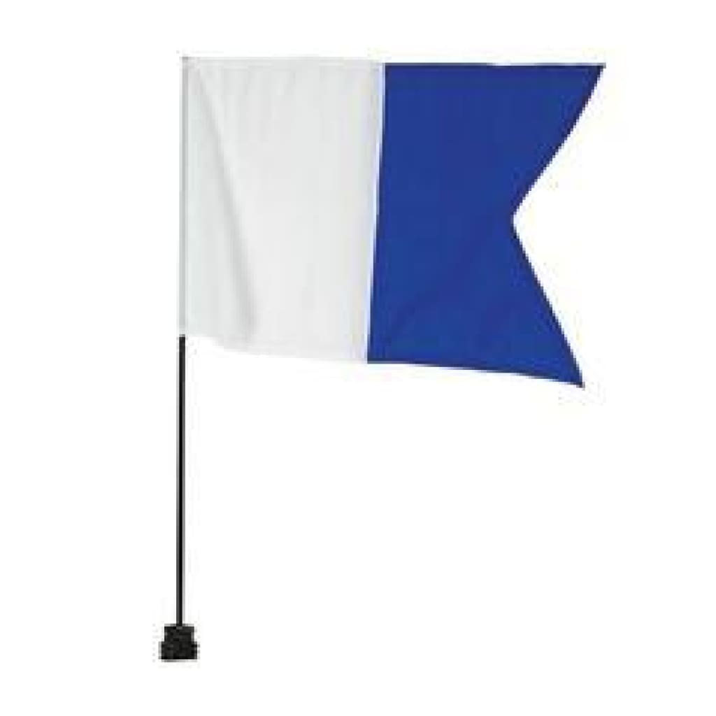 Ocean Hunter Flag And Pole Floats / Flags / Line