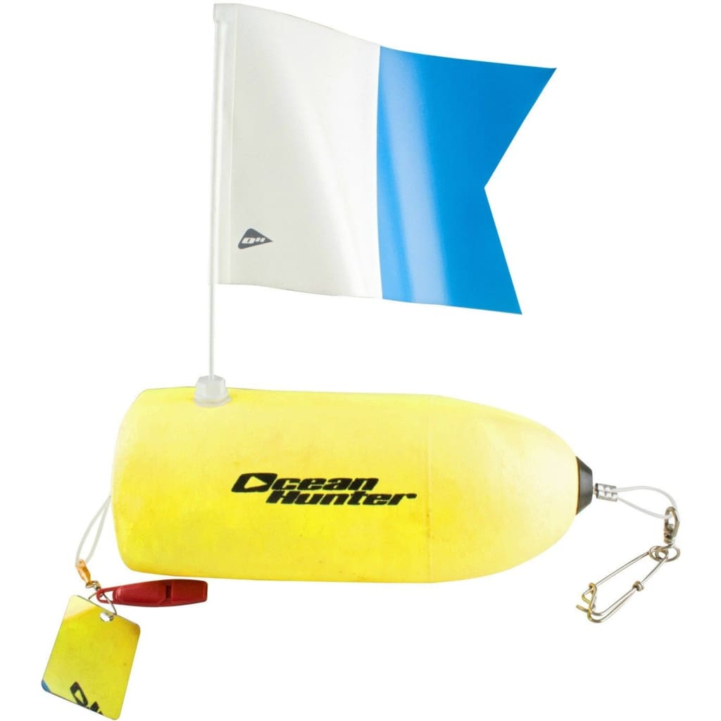 Ocean Hunter Foam Float Yellow OCEAN HUNTER