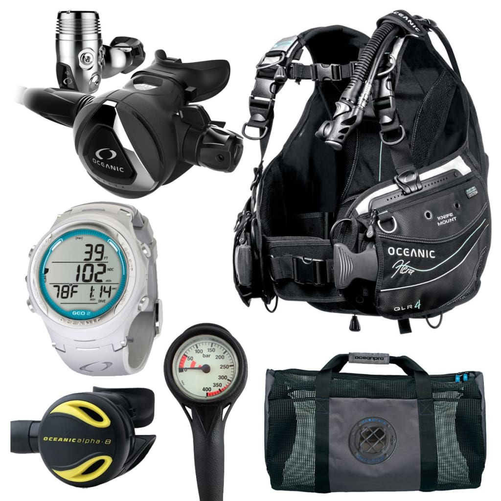 Oceanic Hera Scuba Package OCEANIC