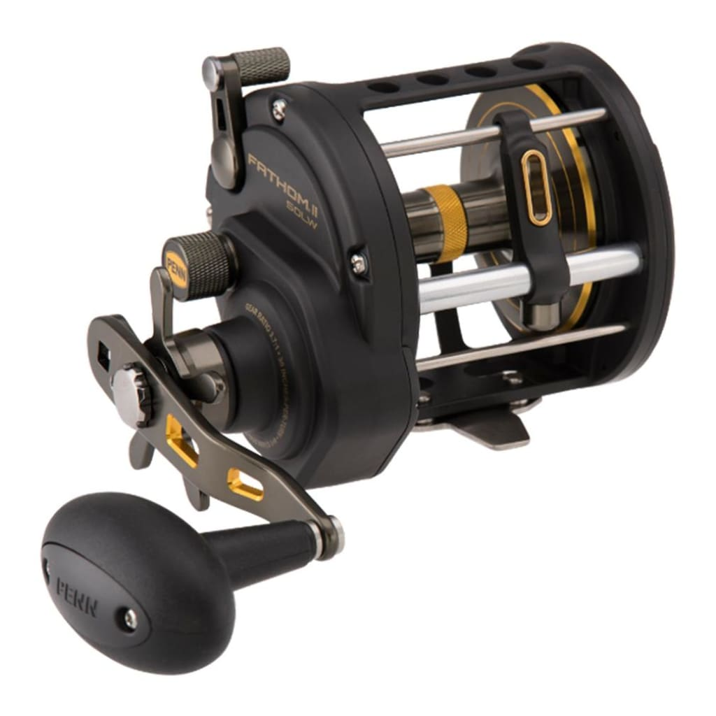 Penn Fathom II Level Wind Reel PENN