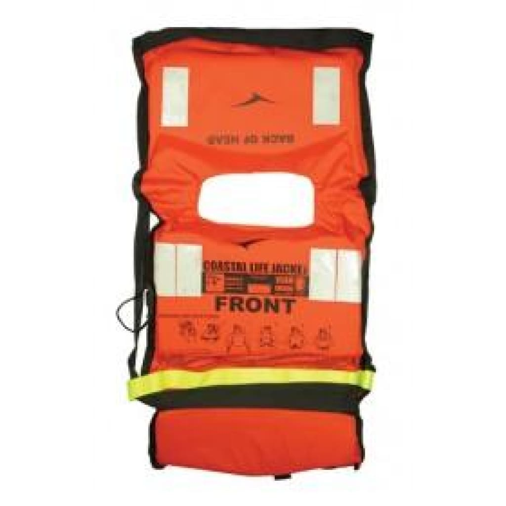 Pfd Coastal Approved Level 150N Safety Equipment