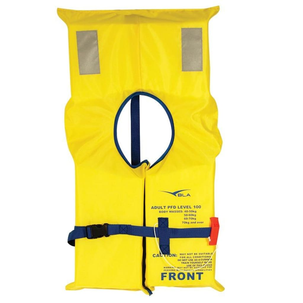 Pfd Type 1 Adult Safety Equipment