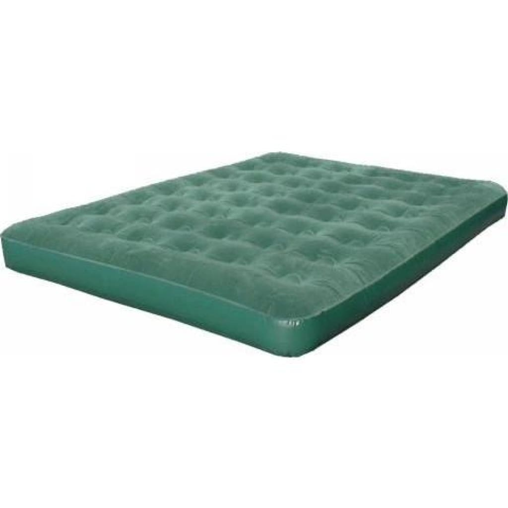 Queen Velour Air Bed Beds / Bedding