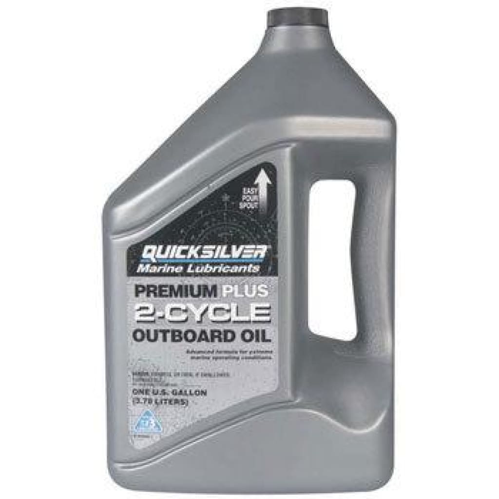 Quicksilver 2 Stroke Premium+ Marine Oil QUICKSILVER