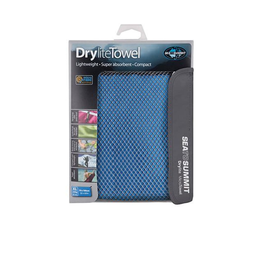 Sea To Summit Drylite Towel Camping Accessories