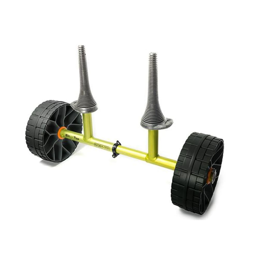 Sit On Top Cart Solid Wheels Kayak / Sup Accessories