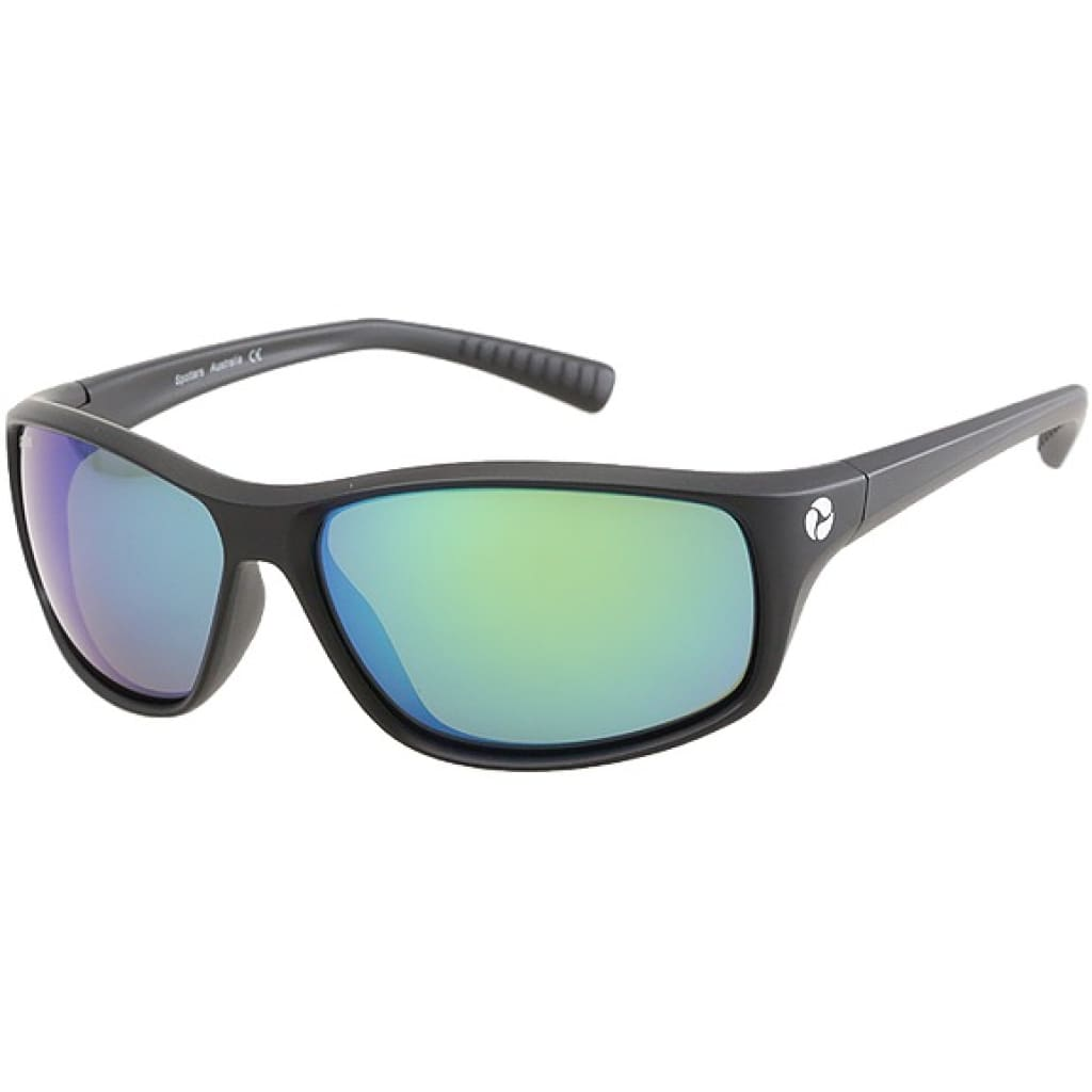 Spotters Jett Matt Black Sunglasses