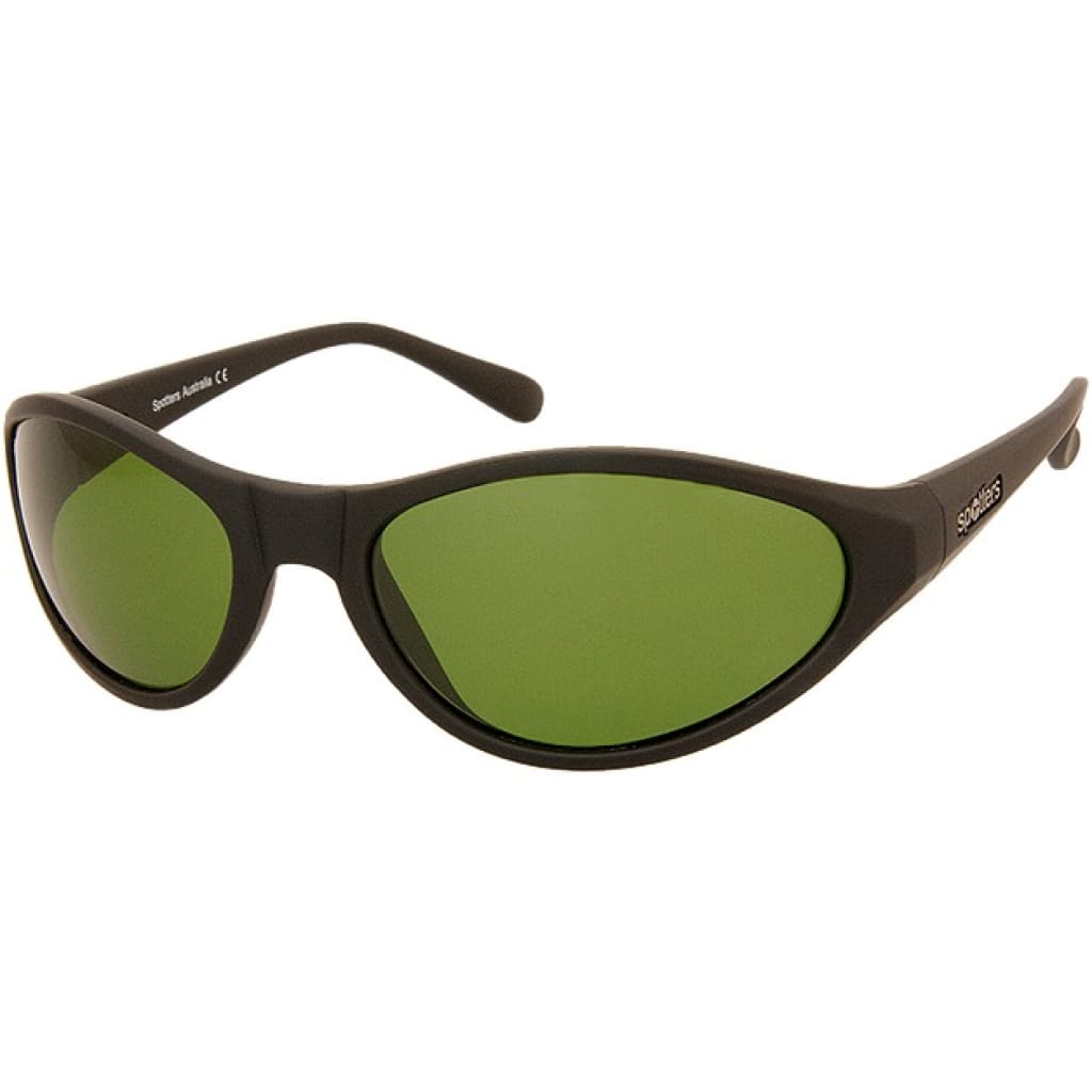 Spotters Thunder+ Matt Black (Clearout) Sunglasses
